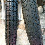タイヤ交換4回目。冬場のタイヤ交換は難易度高すぎ。しかし良い方法があった。